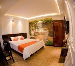Bán khách sạn Bình Thạnh Nơ Trang Long dòng tiền khủng HĐ dài hạn